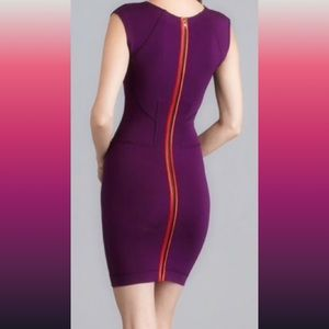French Connection's stretch body-con dress size 4